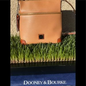 Dooney & Bourke Saffiano Collection Crossbody
